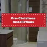 Pre-Christmas Installations